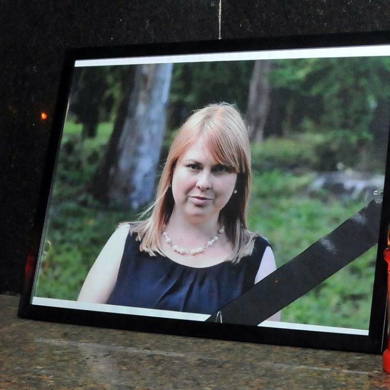 Їй мало би виповнитись 36 років: активісти провели під МВС акцію, приурочену до дня народження Каті Гандзюк