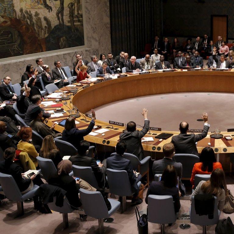 Во время заседания Радбеза ООН украинский постпред обвинил РФ в терроризме