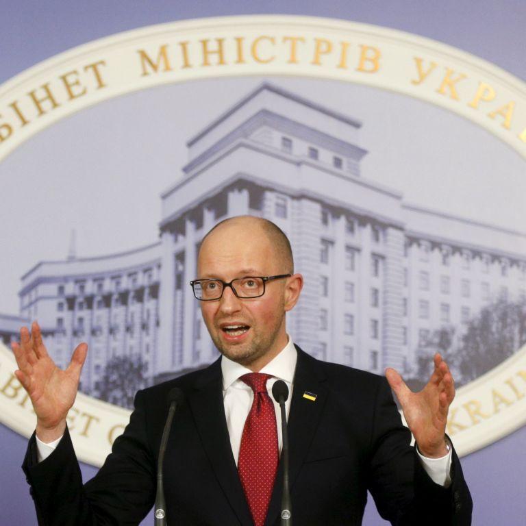 Яценюк не подтвердил существование договоренностей с Коломойским об условиях его увольнения