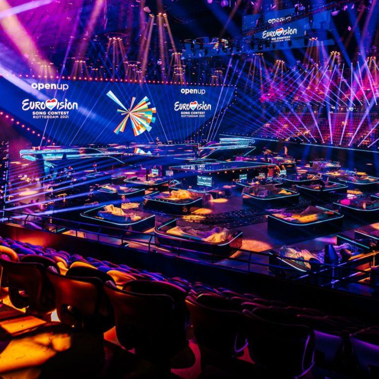 """""""Евровидение-2021"""": конкурс состоится с ограниченным количеством зрителей"""