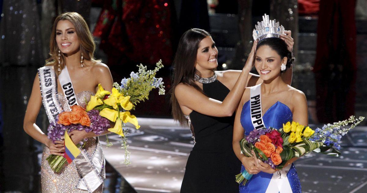 Віце-міс стала представниця Колумбії Аріадна Гутьєррес / © Reuters