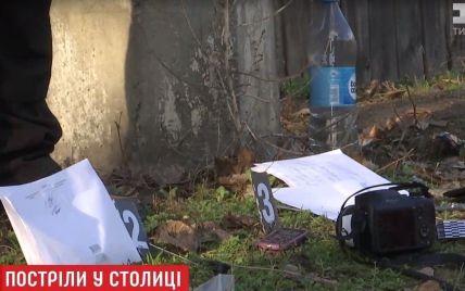 Подробности стрельбы в Киеве: оперативники случайно застали воров на горячем