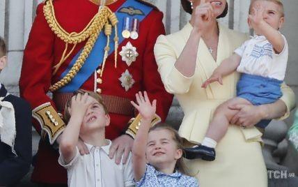 Ко дню отца: Кейт и Уильям опубликовали трогательные семейные кадры