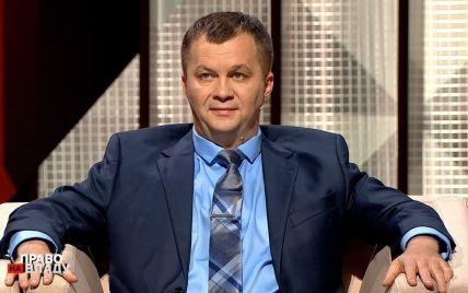 """""""Надо дать в глаз, чтобы вы замолчали?"""": в эфире """"Право на власть"""" поспорили Милованов и Друзенко"""
