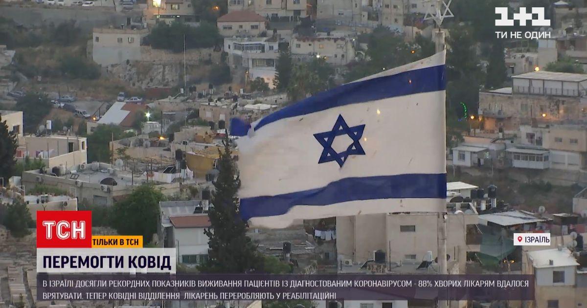 Новини світу: ТСН покаже ексклюзивні кадри Ізраїлю, де побороли коронавірус