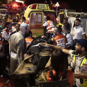 В Ізраїлі обвалилася трибуна синагоги: двоє людей загинули, більше сотні — отримали травми