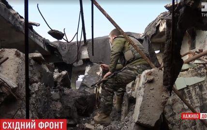 Военный АТО на шахте Бутовка: на войне перемирие – это абсурд