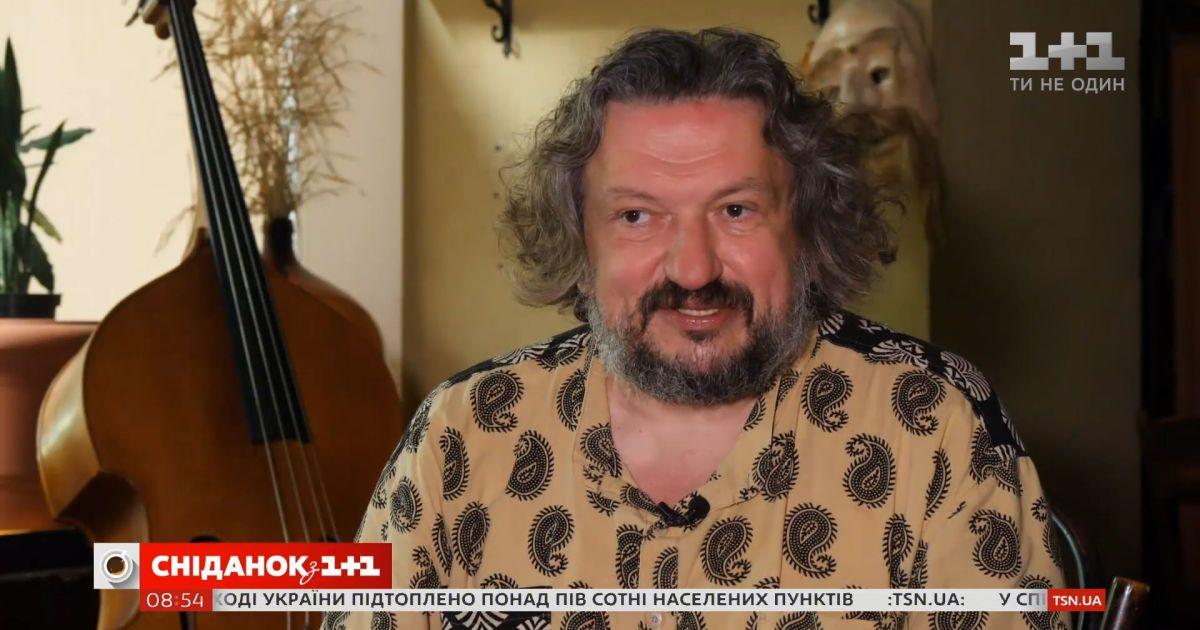 """Влад Троицкий и ЦСИ """"ДАХ"""" приглашают на уникальный Zoom-спектакль"""