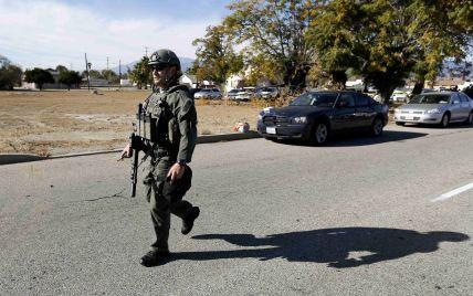 """Полиция застрелила одного из """"калифорнийских стрелков"""""""