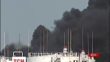 К коррупционным схемам на сгоревшей нефтебазе причастны российские предприятия - Наливайченко