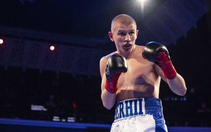 20-я победа нокаутом: украинский боксер уничтожил американца за шесть раундов