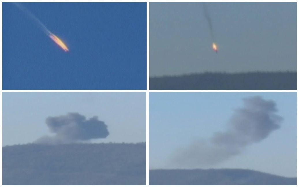 Самолет был сбит над Турцией / © Reuters