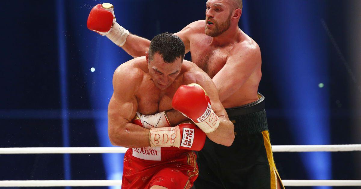 Володимир Кличко - Тайсон Ф'юрі / © Reuters