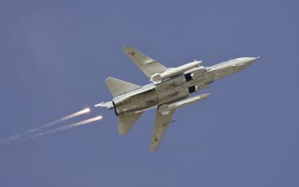 Російські військові літаки впритул наблизилися до американського есмінця у Чорному морі