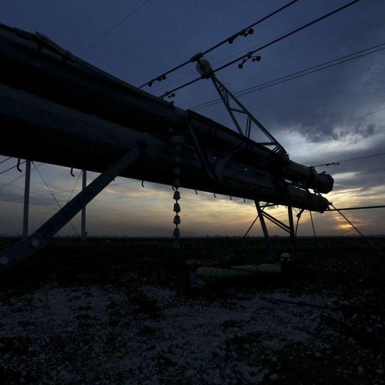 Энергетики ждут разрешение СБУ, чтобы отремонтировать ЛЭП на Крым – Демчишин