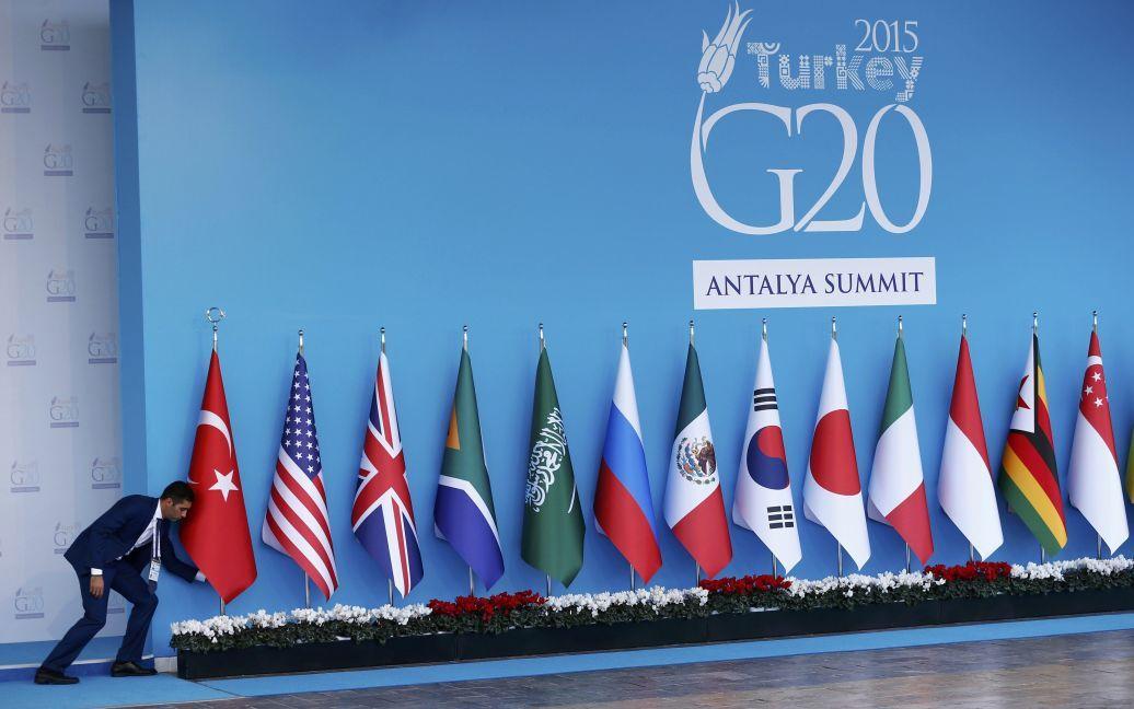 На саммите будут говорить о терроризме / © Reuters