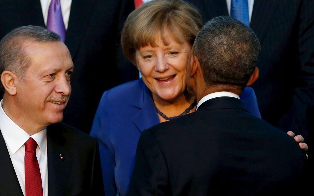 Мировые лидеры приехали на саммит / © Reuters