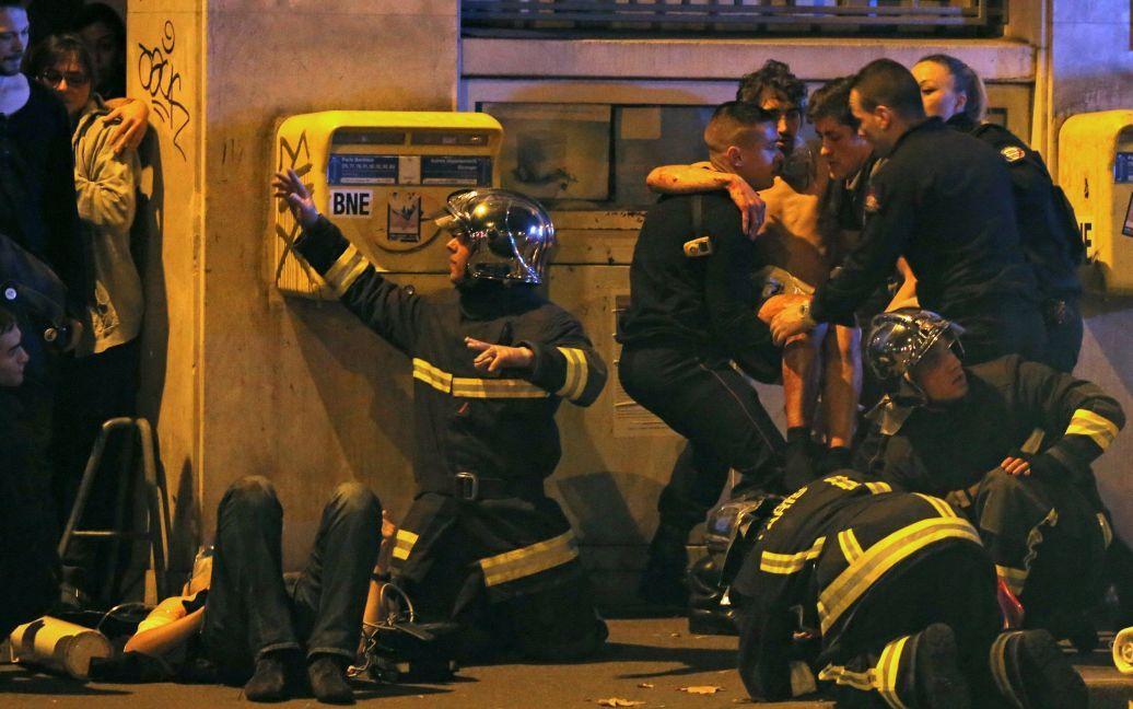 Погибли по крайней мере 100 человек / © Reuters