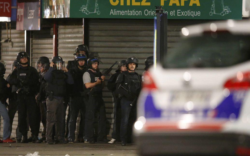На окраине Парижа прошла спецоперация / © Reuters