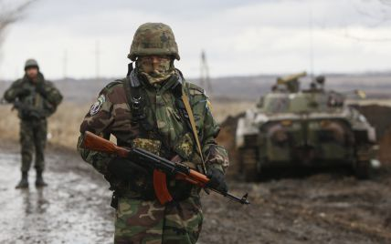 Боевики ведут провокационные обстрелы украинских позиций. Дайжест АТО