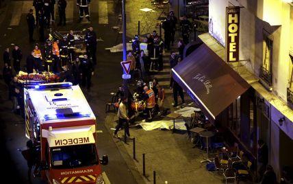 Стали известны подробности нападения на концертный зал Bataclan в Париже