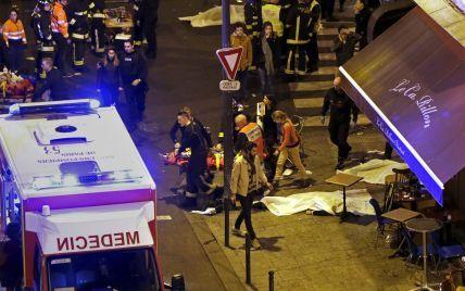 Во Франции уточнили количество жертв кровавых терактов в Париже