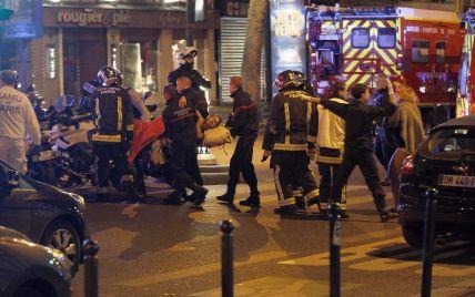 Во время терактов в Париже погибли 153 человека - CNN