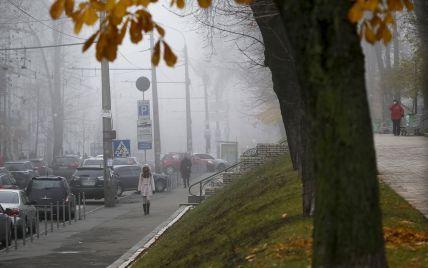 Украинцам обещают не по-зимнему теплое начало недели