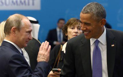 Обама рассказал о главном расхождении с Путиным в разрешении конфликта в Сирии