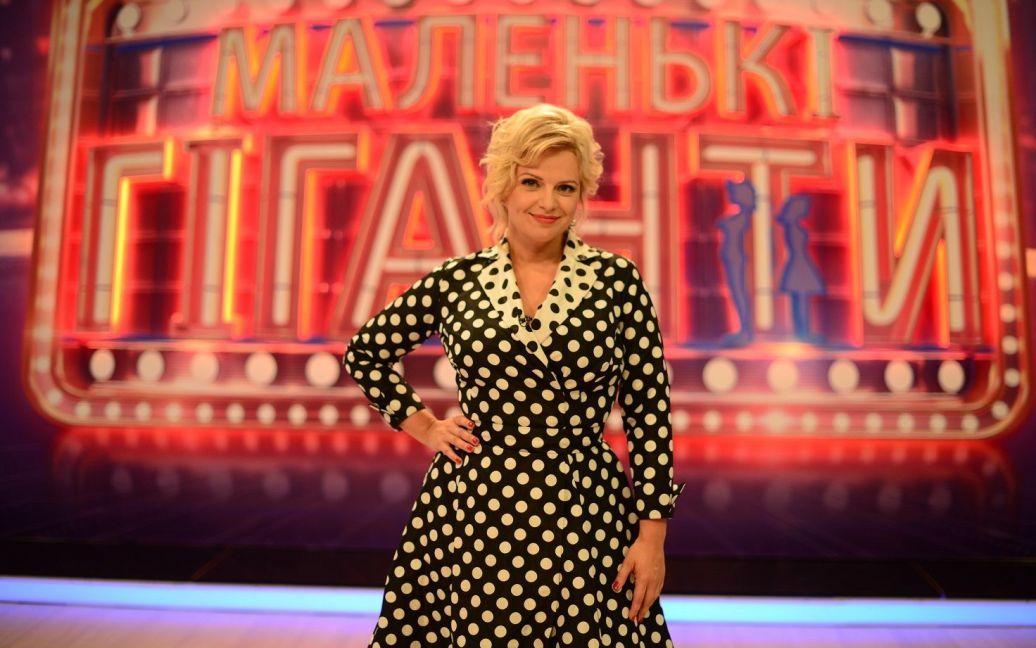 """Ірма Вітовська вирушає в театральний тур / © прес-служба каналу """"1+1"""""""