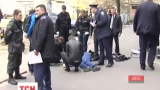 Найдены подозреваемые в убийстве журналиста Бузины