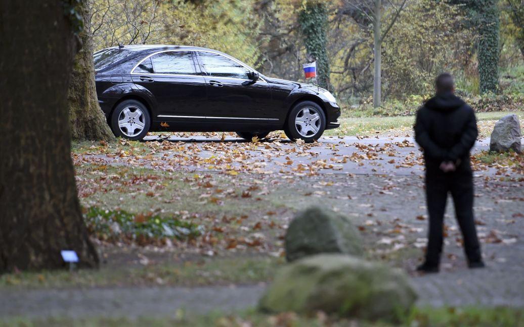 Міністри зустрілися у Берліні / © Reuters