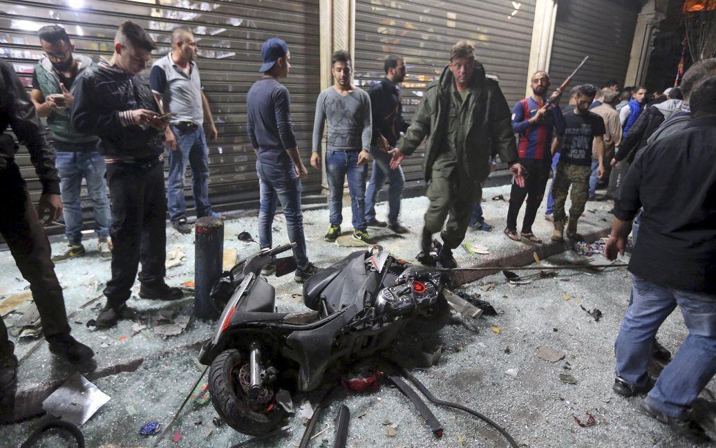 """Теракты в Бейруте устроило """"Исламское государство"""" / © Reuters"""