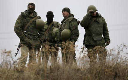 В Донецке сотня боевиков переоделась в форму украинских военных