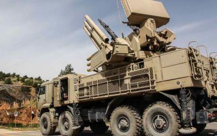 Россия объяснила цель размещения наземной артиллерии в Сирии