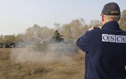 """В ОБСЕ сообщили о нарушении """"режима тишины"""" на Луганщине"""