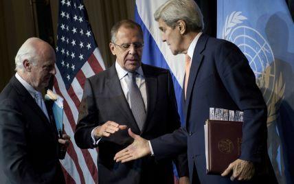 Россия увидела развязку конфликта в Сирии в 2017 году - Bloomberg