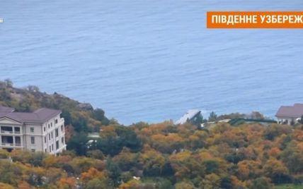 Крымская дача Путина: журналисты нашли еще один роскошный президентский особняк