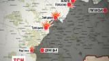 На Востоке Украины не прекращается огонь