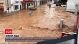Новости мира: из-за сильных дождей часть Испании сковало наводнение