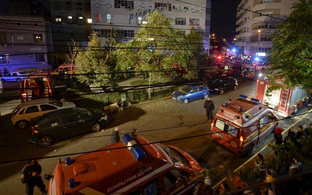 Жертвами стали 26 людей / © Reuters
