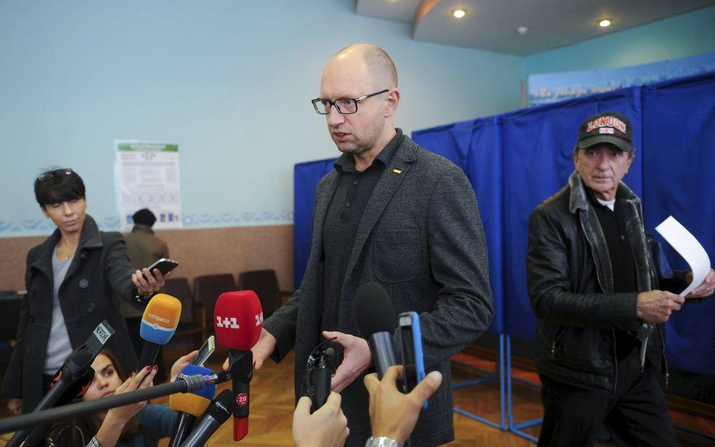 Глава правительства пообщался с журналистами / © Reuters