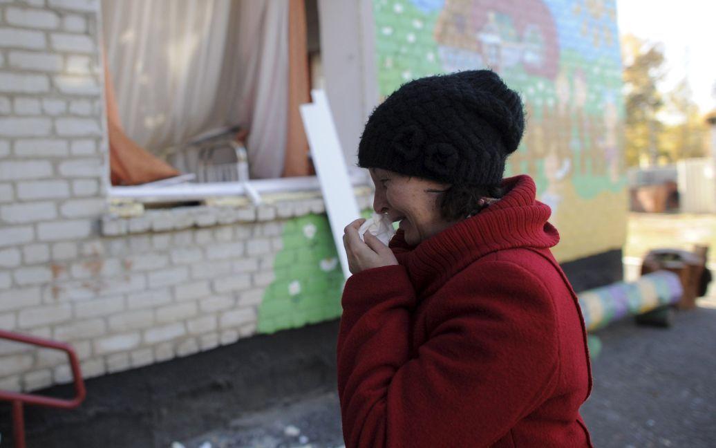 Люди напуганы, большинство старается выехать за пределы населенного пункта / © Reuters