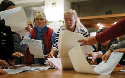 Во Львове обработали 85% голосов: в облсовет проходят 9 партий. Инфографика