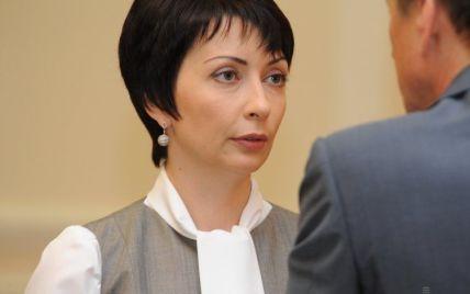 Лукаш находилась в Киеве и добровольно поехала на допросы