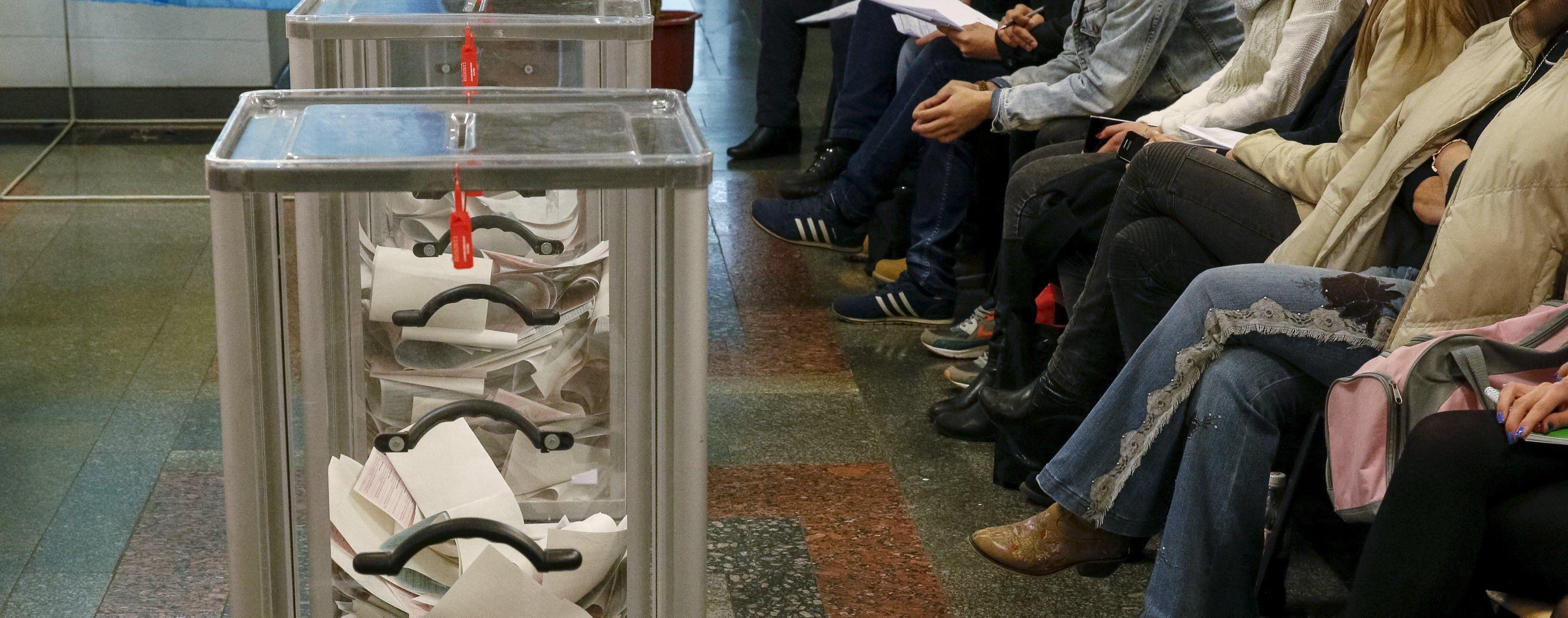 В КИУ рассказали о откупы на выборах в Ужгороде, которые повлияли на результаты голосования