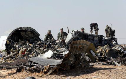 Россия признала катастрофу Airbus A321 терактом