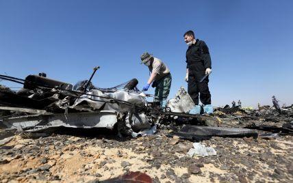 Следователи не нашли признаков взрыва на борту российского Airbus А321 - министр авиации Египта