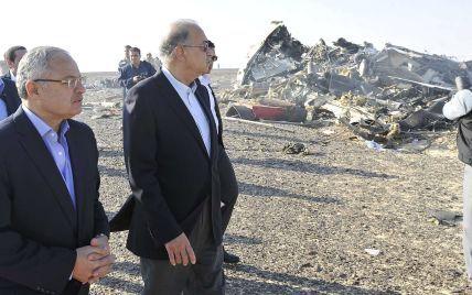 """В Египте начали расшифровывать """"черные ящики"""" Airbus А321, потерпевшего катастрофу"""