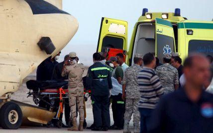 Тела погибших в авиакатастрофе на Синае везут в Каир